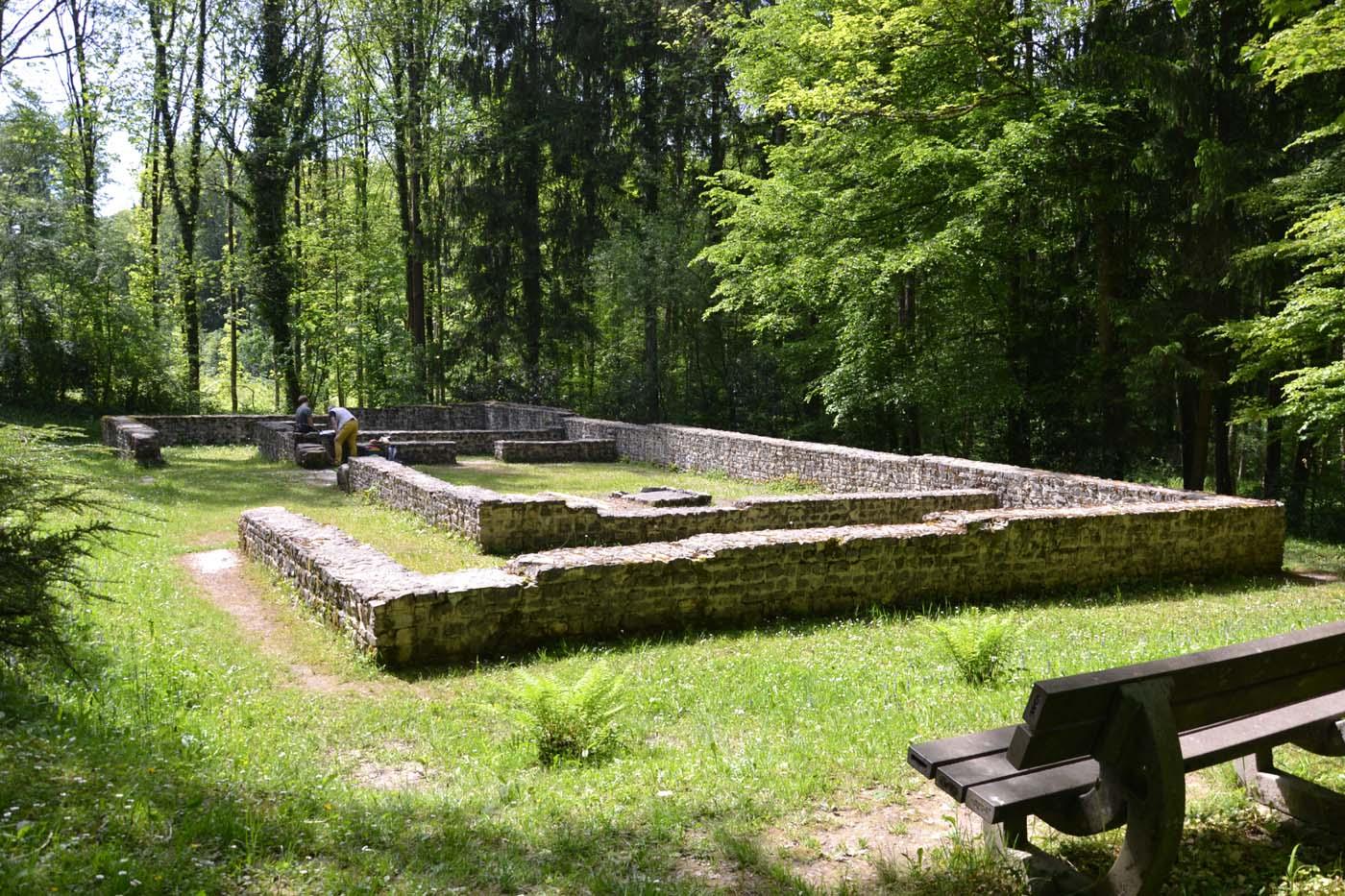 Rheinfelden baden oberrhein r mer radweg for Freibad rheinfelden baden